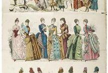 old timey fashion