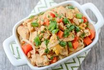 Celebrate Dinners in under 30 minutes! / Get dinner on the table in under 30 minutes!