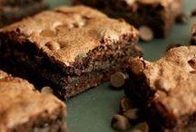 Celebrate Brownies / Chocolate, Blondies, Swirled!  Nothing beats Brownies!