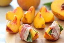 Celebrate Peaches / Celebrate a plethora of Peachy keen recipes using my favorite stone fruit!