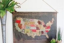 Old School Classroom + Home / Schoolhouse design, decor and DIY projects for the classroom or home.