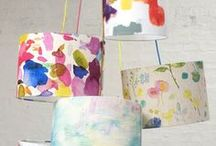 Watercolor Classroom + Home / Watercolor design, decor and DIY projects for the classroom or home.