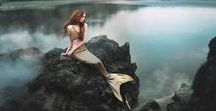 Sarah's Mermaid Photo Shoot
