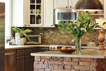 Kitchen Design and Ideas / by Rebecca Sonnenberg Photography