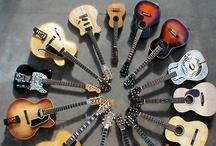 Guitars / by Renee Hall