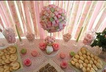 Tea Party Ideas // Michelle's Party Plan-It / Party ideas and inspiration for a Tea Party.