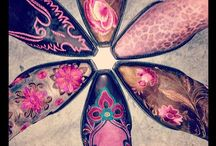 Boots Made 4 Walkin' & More... / by Vickie Padgett