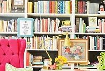 Book Shelves.