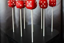 Awesome Cake Pops // Michelle's Party Plan-It / Cake pops for all party themes and celebrations!