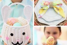 Easter Party Ideas // Michelle's Party Plan-It / Recipes, crafts and Party Ideas for Easter