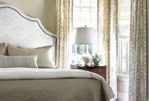 [home] bedrooms / by Beth Brinkman