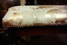 Upholstery.