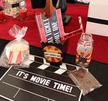 Movie Night Party Ideas // Michelle's Party Plan-It / Movie Night Party Ideas