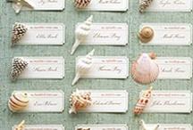 Sea Wedding / Ik zou dolgraag een keer een bruiloft fotograferen met als thema zee, water, strand, schelpen, koraal, zachte tonen. Gewoon in Nederland, hoewel het buitenland natuurlijk ook kan : )
