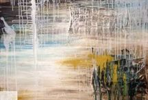 My Work Art / Painting Is A Silent Poetry  http://eleonoragendelman.tumblr.com/