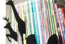 Libraries, books,