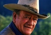 John Wayne / by Renee Hall