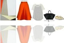OUTFIT IDEAS COLLAGES / Icelle's outfit ideas