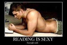 Books; it does imagination good.