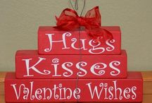 Holidays - <3 day / Valentines Day / by Julie Wright-Cadotte