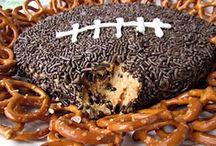 Football / Fun football food / by Jess Brown