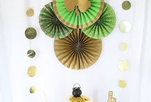 St. Patrick's Day Party Ideas // Michelle's Party Plan-It / Celebrate St. Patrick's Day with a party! Party ideas, craft ideas, recipes and more!