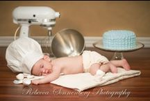 Newborn photography / by Rebecca Sonnenberg Photography