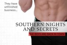 Southern Nights & Secrets (Beck Sutherland & Ginger Crawford) / Available 9.19.16