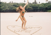 LET'S TALK BEACHWEAR / Cool swimsuits, stylish bags, sandals....and summer accessories <3