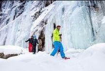Aktivitäten im Pitztal / Ob Wandern, Mountainbiking, Trail Running oder Klettern - das Pitztal bietet einiges / by Pitztal Tirol