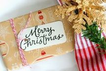 All Things Christmas / Here you'll find all things Christmas ranging from beautiful Christmas decor to Christmas gift ideas, Christmas crafts, Christmas recipes, Christmas traditions, and more!  / by Randa @ The Bewitchin' Kitchen | Recipes, Family, Health |