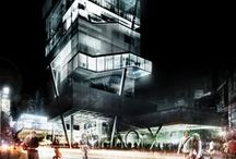 Architecture / by CRYgraphics