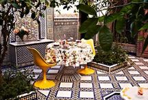 Outdoor spaces: an extension of home / Fabulous ideas for outdoor spaces