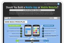 Mobile Marketing / This board is dedicated to tips and tricks, infographics and news related to mobile marketing.