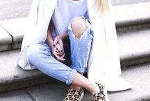 OUTFIT IDEAS / fashionable street style photos from bloggers and celebrities
