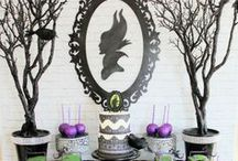 Maleficent Party Ideas // Michelle's Party Plan-It