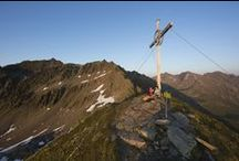 Wandern im Pitztal / Pitztal: das Wanderparadies sowohl im Sommer als auch im Winter / by Pitztal Tirol