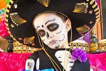 Day of the Dead Party Ideas // Michelle's Party Plan-It