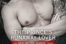 The Prince's Runaway Lover (Zodiac Men) / Entangled Indulgence - July 14, 2015 / by Robin Covington