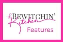 Bewitchin' Features & Stuff I Love / Amazing products and reviews found on The Bewitchin' Kitchen. / by Randa @ The Bewitchin' Kitchen | Recipes, Family, Health |