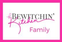 Bewitchin' Family / Family friendly posts from The Bewitchin' Kitchen. From birthday party ideas, to parenting tips to toddler recipes. / by Randa @ The Bewitchin' Kitchen | Recipes, Family, Health |