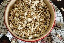 Pop pop pop! Popcorn! / Popcorn only board!