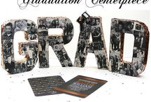 Graduation Party Ideas // Michelle's Party Plan-It / Graduation Party Ideas, DIY projects, Announcements and Inspiration for the Graduate!