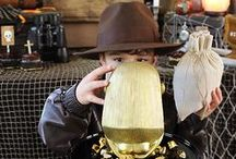 Indiana Jones Party Ideas // Michelle's Party Plan-It / Party inspiration and party ideas for Indiana Jones fans!