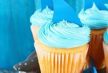 Shark Party Ideas // Michelle's Party Plan-It