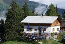 Almen und Hütten / Almen und Hütten im Pitztal: Rasten, Erholen und Übernachten / by Pitztal Tirol
