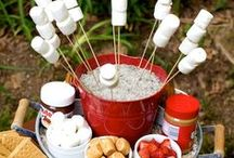 Gourmet Camping / Food ideas for camping