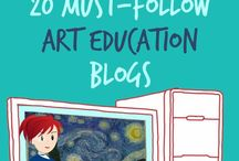 Art Education Blogs / Art Education Blogs to offer inspiration and read again and again.