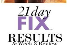 21 Day Fix / 21 Day Fix Recipes | 21 Day Fix Results / by The Bewitchin' Kitchen