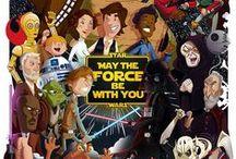 Star wars fans / tato nástěnka je o Star Wars . doufám že se vám bude líbit.:)